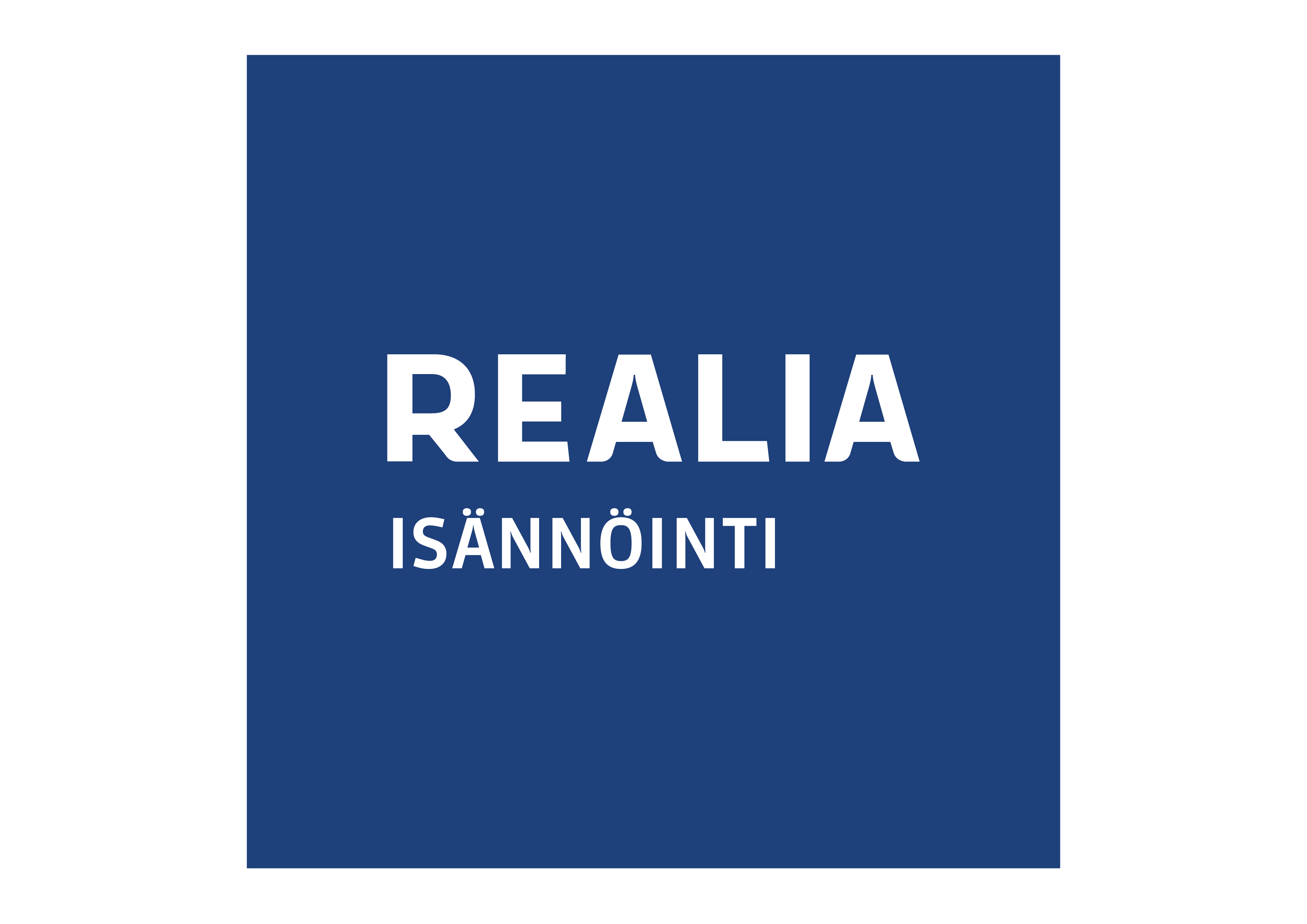 Realia Isännöinti Oy logo