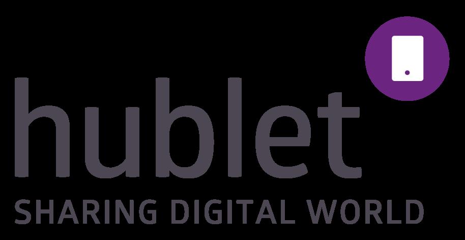 Hublet Oy logo