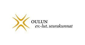 Oulun ev.lut. seurakuntayhtymä logo