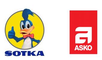 Indoor Group Oy / Asko ja Sotka Porvoo logo