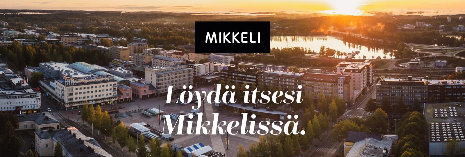 Mikkelin kaupunki logo