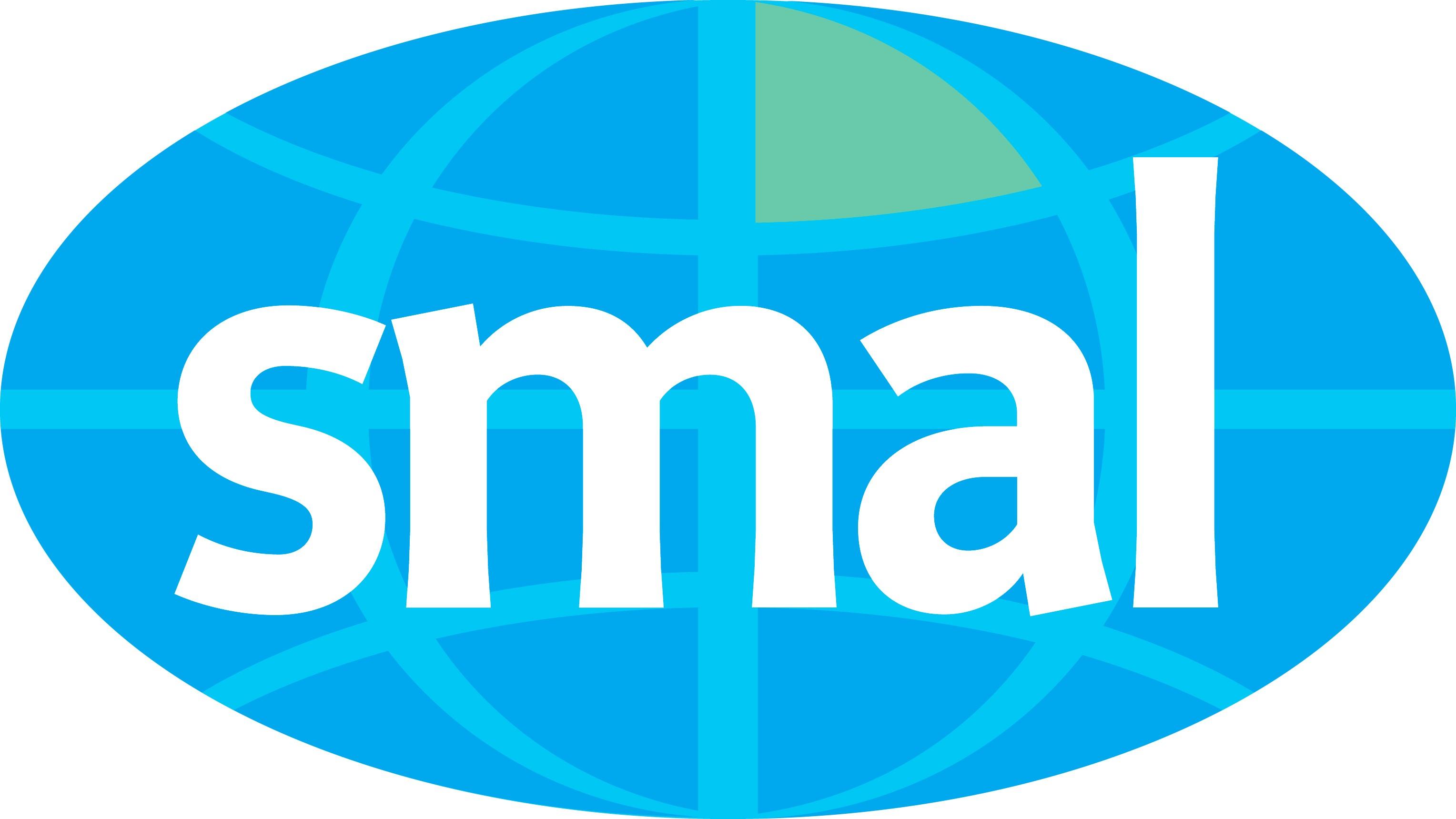 Suomen matkailualan liitto ry (SMAL)  logo