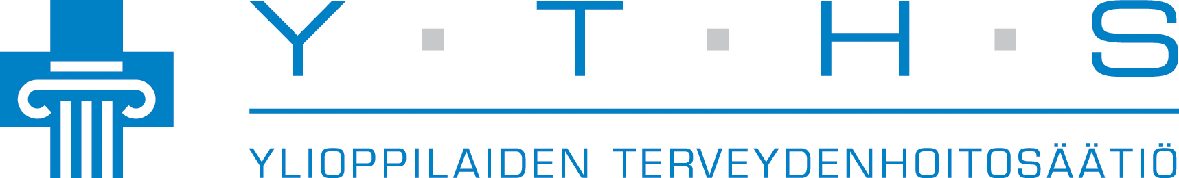Ylioppilaiden terveydenhoitosäätiö (YTHS) logo