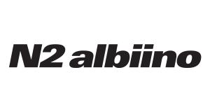 N2 Albiino logo